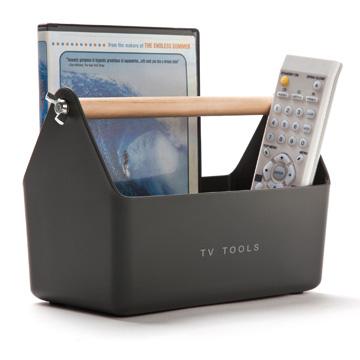 Organizador tv comprar regalos de dise o en regalosoh - Organizador mandos a distancia ...