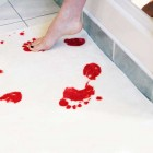 Bloodbath Bath Mat