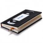 Video Cassette Notebook