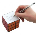 Bloc Note Rubik