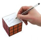 Bloc de Notas Cubo de Rubik