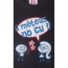 Camiseta Meteas No Cu