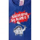 Tee-shirt Sacateme de Diante