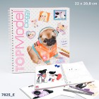 Cuaderno Create your TOPModel doggy