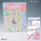 Cuaderno Colorear Create your Sweet Home
