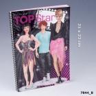 Cuaderno Colorear Create your TOPStar
