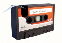 D&eacute;rouleur de scotch Cassette Audio