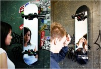 Miroir Skate