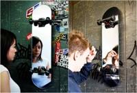 Espejo Skate