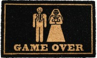 Game Over Doormat