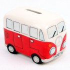 VW Camper Piggy Bank