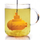 Infuseur &agrave; Th&eacute; Sous-marin Jaune