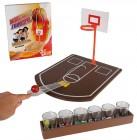 Service à liqueur Basket-ball