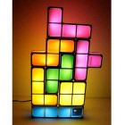 Lampe Tetris