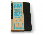Waterproof Notebook for underwater notes