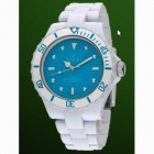 Montre Nowley Flash Blanc