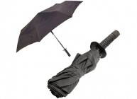 Parapluie Samoura&iuml; Pliable