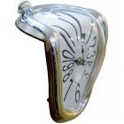Horloge d'étagère Melting Clock