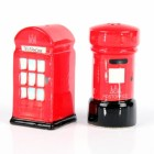 Phone Box -letterbox salt-pepper