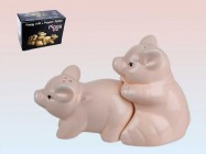 Little Pigs Salt and Pepper Cellars