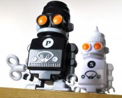 Salière-Poivrière Robots