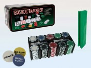 Set de Poker Texas Holdem