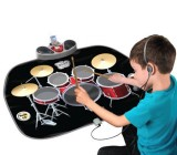 Tapis Batterie musicale