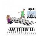 Tapis piano musical