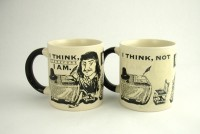 Taza Mug Descartes