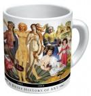 Tasse Mug Histoire de l'Art