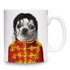 Taza Mug Michael Jackson
