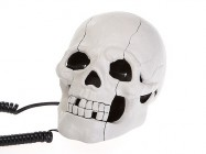 T&eacute;l&eacute;phone t&ecirc;te de mort