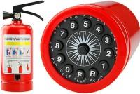 Teléfono forma Extintor
