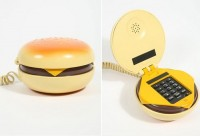 T&eacute;l&eacute;phone Hamburger